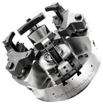 Sistemas de fixação para tornos - SAMCHULLY
